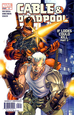 Cable&Deadpool