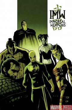 ImmortalWeapons 01 Variant