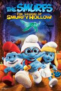 Smurfy Hollow DVD Cover 2
