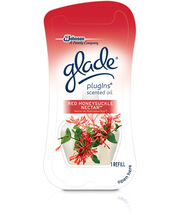 Red honeysuckle nectar plugIns scented oil refill