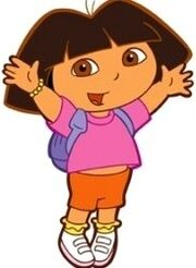 Dora the explorer-show