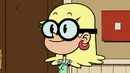 Leni with Lisa's glasses-(Picture-Perfect-screenshot)