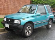 Geo Tracker LSi convertible