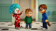 Alvin-dressed-like-a-clown