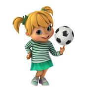 Eleanor-&-SoccerBall