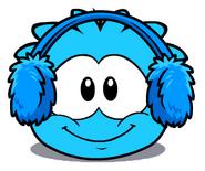 Bluepufflehat