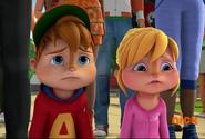 Alvin & Brittany