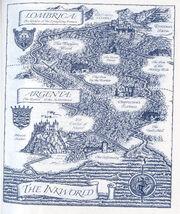 Inkworld Map