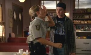 S06E14-Hank hits Karen
