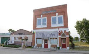 Howler building
