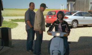 S06E14-Wanda first ride