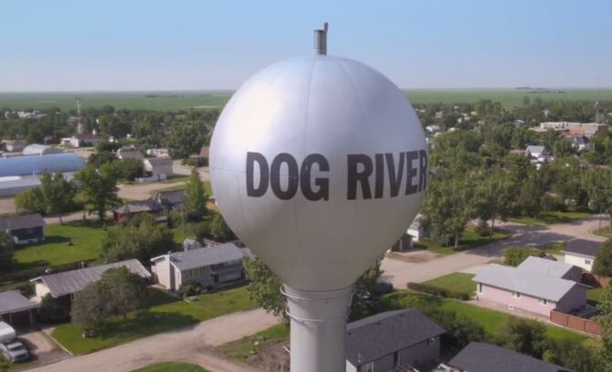 Movie-Water tower