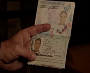 Corrie dave glover passport