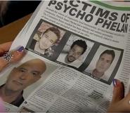 Corrie phelan newspaper article