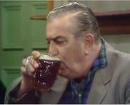 Corrie stannie drinking 1970