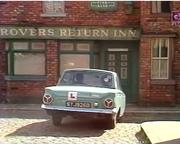 Corrie rovers 1976