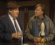 Corrie alf and roy