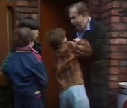 Corrie stannie grabs boy 1974