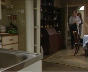 Corrie barlow kitchen feb 1988