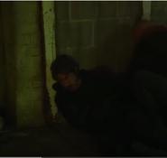 Corrie vinny in cellar