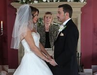 Carla and peter marry