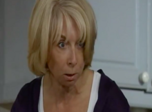 Gail angry 2007
