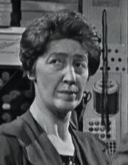 Miss Pemberton