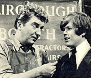 Image result for Coronation Street peter noone