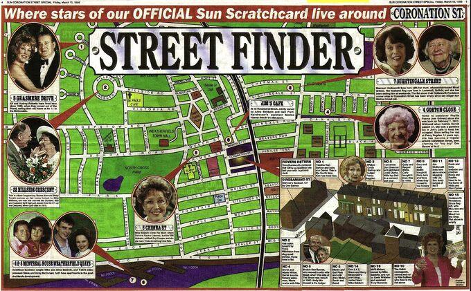 StreetFinder