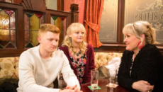 Chesney and Sinead meet