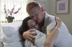 Izzy and Gary miscarriage