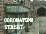 Coronation Street in 1977