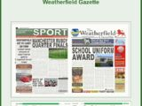 Weatherfield Gazette