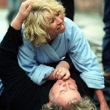 Gail Eileen fight