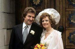 Len rita wedding