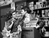 Corner shop david and irma