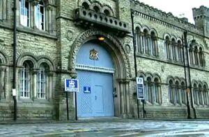 Highfield Prison exterior 2009