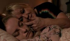 Beth on Sinead deathbed