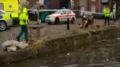 Canal Street with Police looking for David Platt's body.png