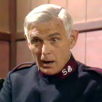 Major Parrett