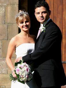 Sarah and Jason marry