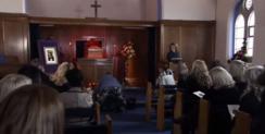 Lewis Archer Funeral