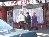 Jims cafe entrance 3694