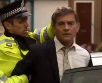 Karl arrested