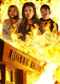 2013 rovers fire poster