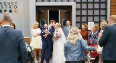 Daniel and Sinead's wedding