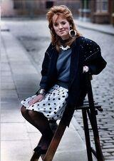 Jenny publicity 1980s