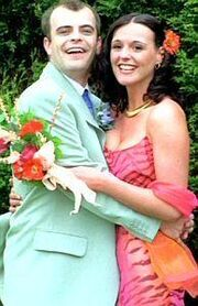 Steve karen firstwedding