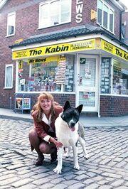 Jenny publicity 1993