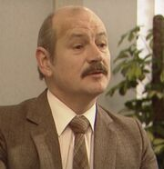 Mr hughes 1988 character